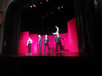 «#IGROKI» Молодежного театра в Каменском Днепродзержинск
