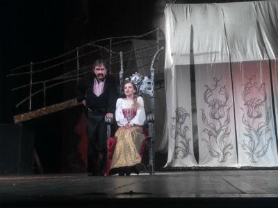 Выдающееся произведение Т.Г.Шевченко показали в Каменском Днепродзержинск