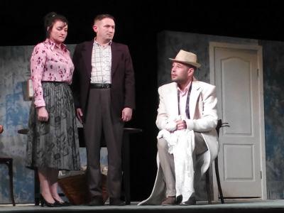 В Каменском театре премьера спектакля «Сколько лет невесте?» Днепродзержинск