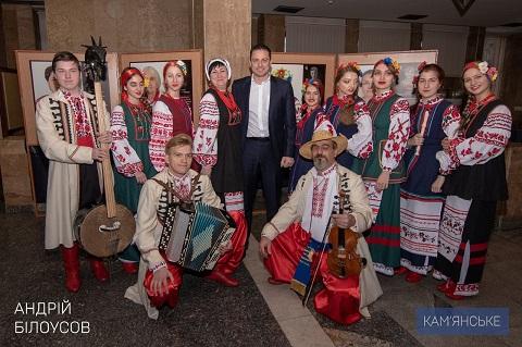 В Музее истории г. Каменское чествовали волонтеров и защитников Украины Днепродзержинск