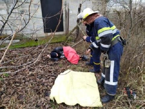 Под г. Каменское на пожаре пострадал человек Днепродзержинск