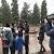 Каменские спасатели провели мероприятие с населением - «Безопасные новогодние праздники»