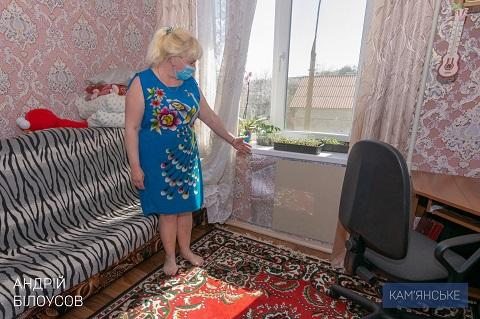 Градоначальник  Каменского провел выездное совещание в районе БАМа Днепродзержинск