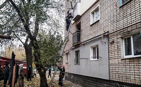 Под г. Каменское спасатели оказали помощь женщине Днепродзержинск