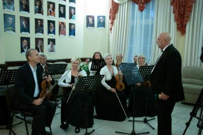 В Каменском стартовал юбилейный театральный сезон Днепродзержинск