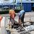 Ливневую канализацию Каменского приводят в порядок