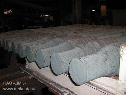 На «ДМК» г. Каменское ввели в эксплуатацию нагревательную печь Днепродзержинск