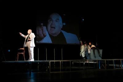 Закрытие 39-го театрального сезона в Каменском Днепродзержинск