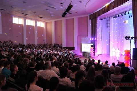 В Каменском прошел фестивальный гала-концерт «Виват, талант!» Днепродзержинск