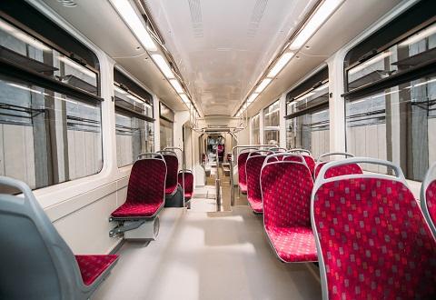 Каменские испытания нового трамвая украинского производителя прошли успешно Днепродзержинск