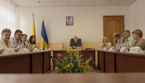 На заседании исполкома г. Каменское рассмотрели вопросы по отоплению Днепродзержинск