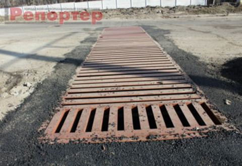 Ремонтники Каменского использовали теплые дни для приведения участков дороги в рабочее состояние Днепродзержинск