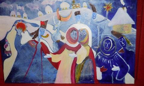 Каменской Музей истории в этнографическом стиле проведет вечер Рождества Днепродзержинск