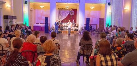 В г. Каменское медработников пригласили на вечер джаза  Днепродзержинск
