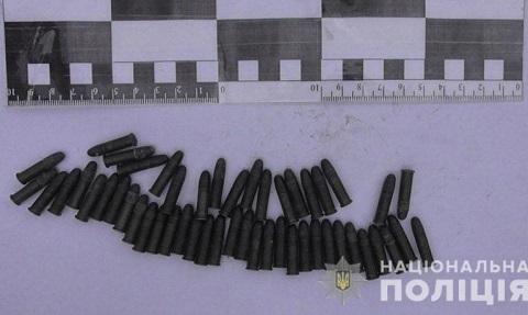 В Каменском провели операцию «Оружие и взрывчатка» Днепродзержинск