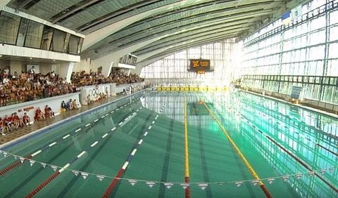 Представители школы плавания г. Каменское стали призерами чемпионата Украины Днепродзержинск
