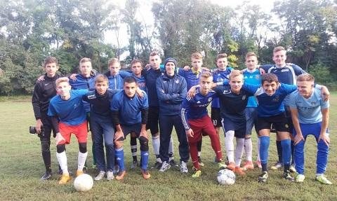Футбольный чемпионат г. Каменское вышел на финальную стадию Днепродзержинск