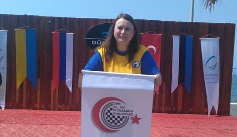 Вторая «золотая» победа гроссмейстера из г. Каменское на мировом чемпионате  Днепродзержинск