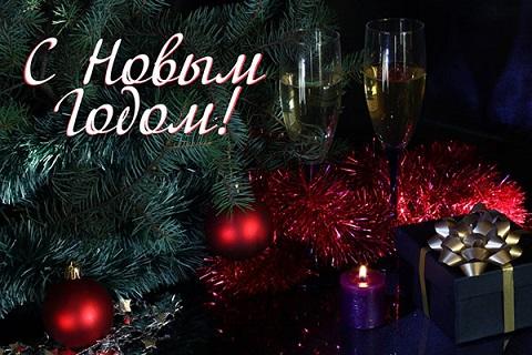 Поздравляем с наступающим Новым годом всех жителей Каменского! Днепродзержинск