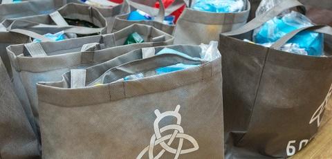 В Каменском завершили проведение благотворительной акции Днепродзержинск