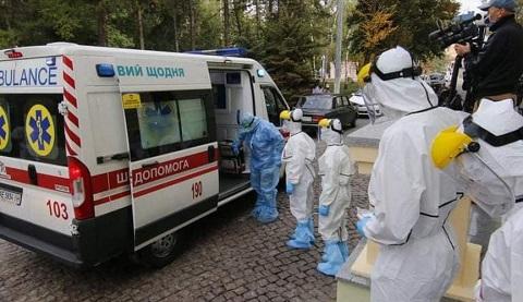В последнее воскресенье года в Каменском подтвердили 14 случаев заболевания COVID-19  Днепродзержинск