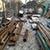 На частном участке в Каменском незаконно проводили приемку металла