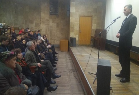 В городском музее истории Каменского прошло тематическое мероприятие Днепродзержинск