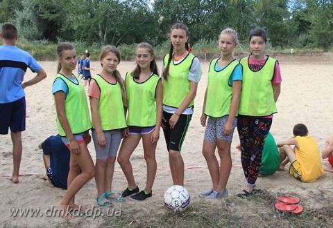 В Каменском праздник металлургов встретили «Энергией молодости» Днепродзержинск