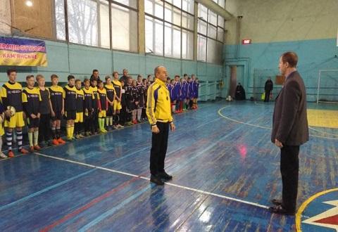 Для подростков в г. Каменское впервые стартовал Кубок «Мрій» Днепродзержинск