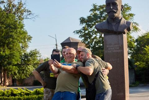В Каменском провели автоквест Днепродзержинск