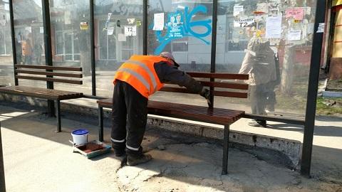 В городе Каменское проводят весеннее благоустройство Днепродзержинск