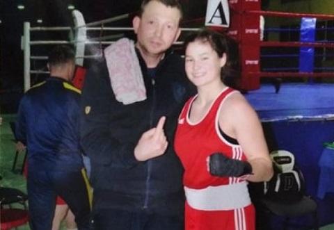 На чемпионате страны по боксу спортсменка из Каменского стала второй Днепродзержинск