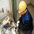В Каменском продолжили запуск восстановленных лифтов