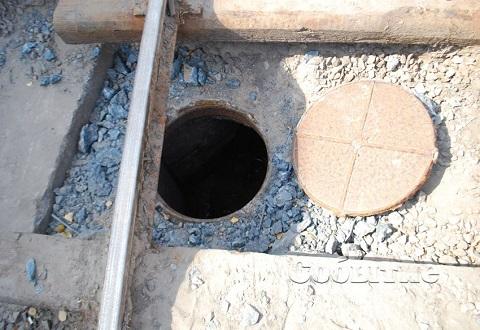 В Каменском восстанавливают работу ливневой канализации Днепродзержинск