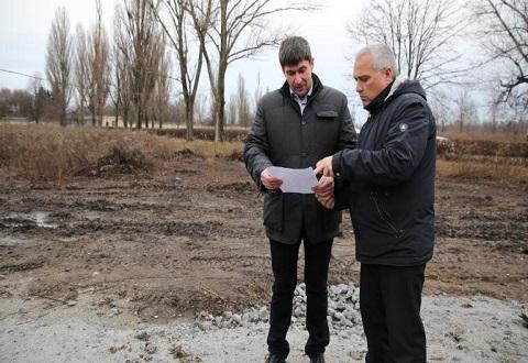 «Горводоканал» Каменского проводит реконструкцию водовода Днепродзержинск