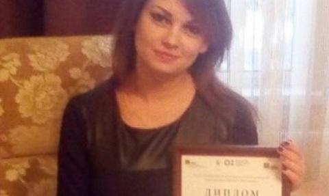 Каменская писательница получила приз Международного конкурса Днепродзержинск