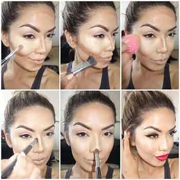 Порядок нанесения макияжа на лицо: соблюдаем все этапы работы с косметикой Днепродзержинск