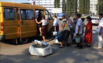 В Днепродзержинске предложены новые тарифы на перевозку пассажиров городским автотранспортом Днепродзержинск