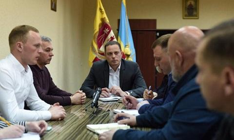 Мэр города Каменское дал поручение проверить исправность автобусов Днепродзержинск