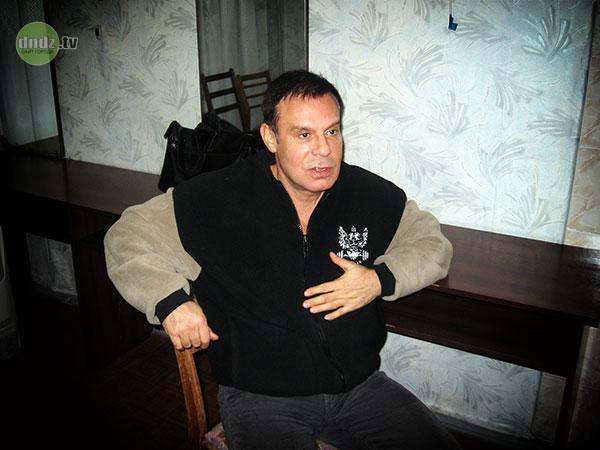 Ефим Шифрин в Днепродзержинске