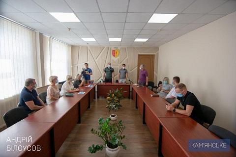 В г. Каменское внедряют инклюзивную услугу для людей с проблемами слуха Днепродзержинск