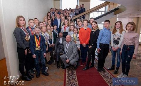 Каменских спортсменов не допустили к турниру по молниеносной игре Днепродзержинск