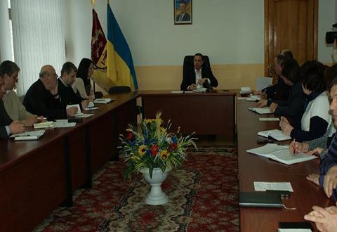 В Каменском дали старт месячнику по благоустройству города Днепродзержинск