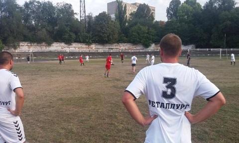 В Каменском определились участники четвертьфинала Кубка «Металлургов» Днепродзержинск