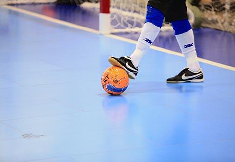 Бронзовые медали по мини-футболу в г. Каменском получила «Сталь» Днепродзержинск