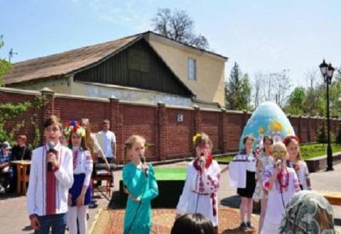Ко дню жен-мироносиц в Каменском прошел праздничный концерт Днепродзержинск