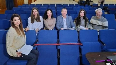 В Каменском определили участниц финала городского конкурса красоты Днепродзержинск