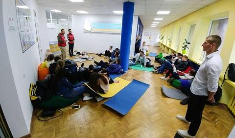 Молодежь Каменского стала участницей Всеукраинского фестиваля Днепродзержинск