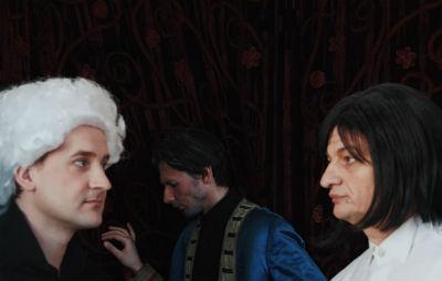 Моцарт и Сальери Днепродзержинск