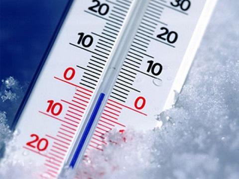 Каменчан предупреждают о снижении температуры воздуха Днепродзержинск